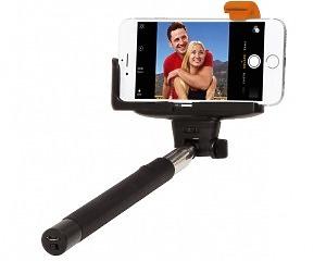 Selfiepinne / Selfie Stick med Bluetooth