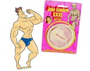 Skämt-Kondom - For XXXL Pecker