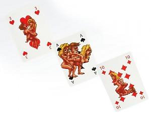 Playing Cards Kama Sutra - Kortlek