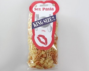Sex Pasta King Size