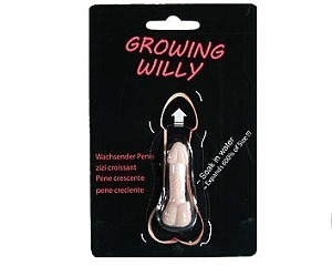 Growing Pecker