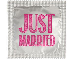 Kondom - Just Married