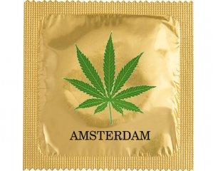 Kondom - Amsterdam Maja Guld