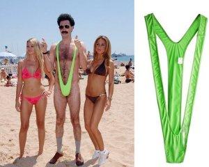 Borat Mankini Thin