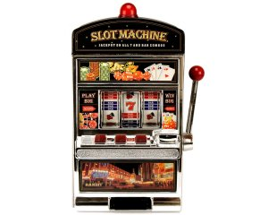 Slot Machine - Enarmad Bandit BIG