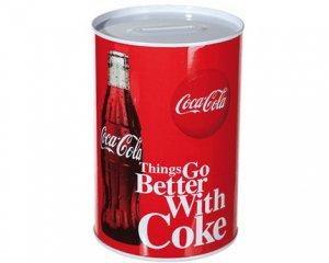 Coca-Cola Sparbössa - Coke