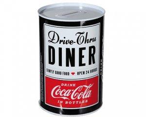 Coca-Cola Sparbössa - Diner