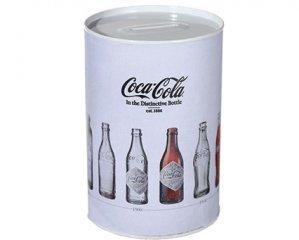 Coca-Cola Sparbössa - Bottles