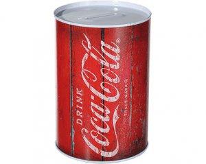 Coca-Cola Sparbössa - Wall