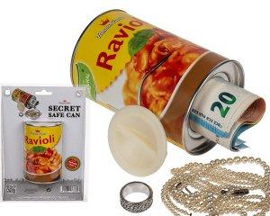 Safe Can Ravioli