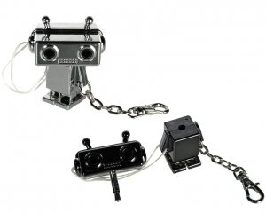 Earphone Splitter, Robot