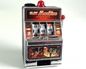 Slot Machine - Enarmad Bandit