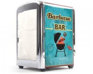 Servetthållare Retro - Barbecue