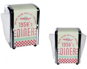 Servetthållare Retro - 1950's Diner