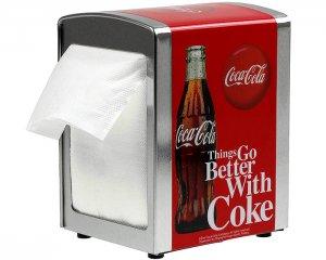 Coca-Cola Servetthållare - Coke