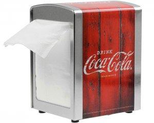 Coca-Cola Servetthållare - Wall