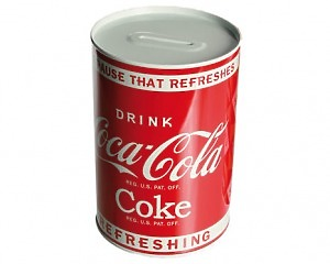 Coca-Cola Sparbössa