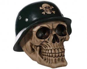 Sparbössa Dödskalle Soldier