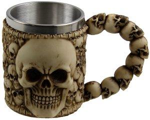 Mugg Skull & Skulls