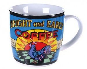 Mugg Coffe Nostalgic - Bright