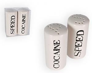 Salt & Pepparkar Cocaine Speed