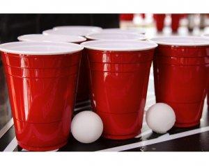 Beer Pong Spelet