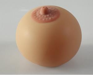 Squeeze Ball Boob - liten