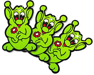 Alien Doft, 3-pack
