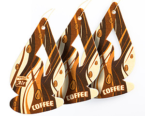 Coffee Doft Ace of Spades, 3-pack