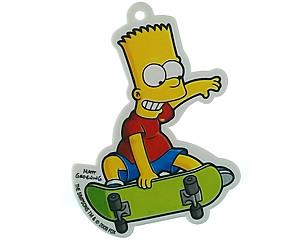 Simpsons - Bart Skateboard