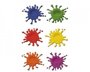 Paint Splatts - Stickers