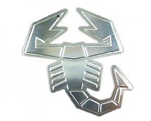 Krom-emblem - Skorpion