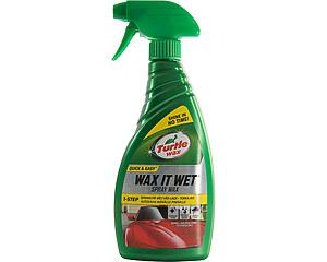 Turtle Wax Wax it Wet Spray Wax
