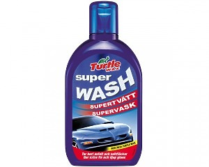 Turtle Supertvätt, Super Wash