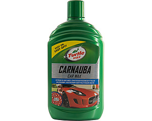 Carnauba Car Wax