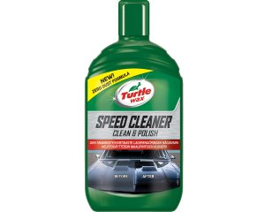 Turtle Wax Speed Cleaner Clean & Polish