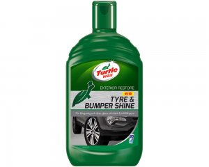 Tyre & Bumper Shine - Turtle Wax