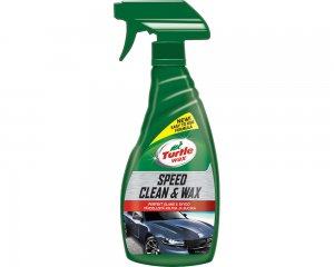 Turtle Wax Speed Clean & Wax Spray