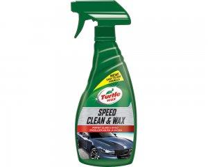 Turtle Wax Speed Clean & Wax Spray