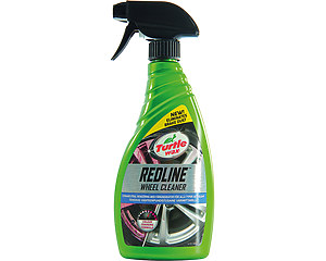 Redline Wheel Cleaner - Turtle Wax