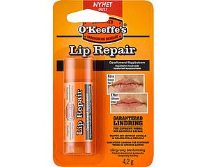 O'Keeffe's Lip Repair - Oparfymerat Läppbalsam