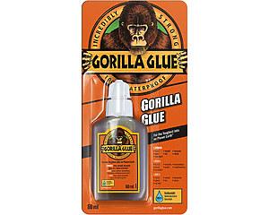 Polyuretanlim Gorilla Glue, 60ml Lim