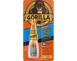 Gorilla Superlim Pensel och Munstycke
