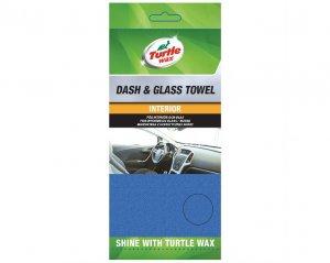 Turtle Microfiberduk Interiör, Dash & Glass Towel