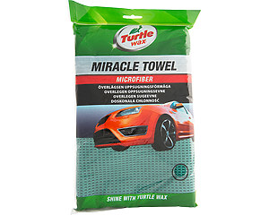 Miracle Towel Grön 60x80cm - Turtle Wax