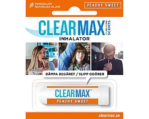 ClearMax Inhalator Scents Peachy Sweet
