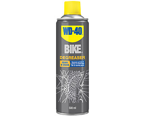 WD-40 Bike - Degreaser avfettning