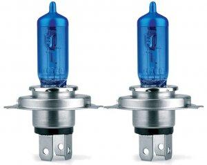 Glödlampa Blue Ice Racing H4 4200K