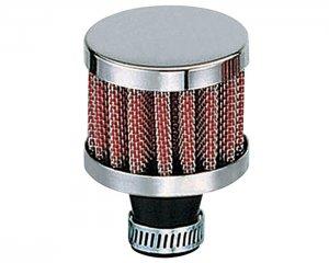 Vevhusfilter / Breather Filter Krom