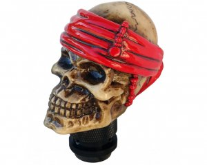 Växelspak Skeletor - Pirate